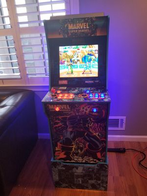 Marvel Arcade Cabinet with over 10,000 Games! for Sale in Hamilton Township, NJ