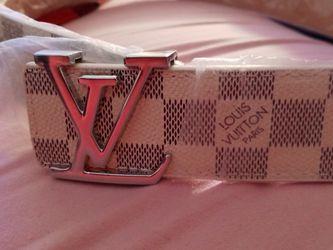 Real Leather LV Belt for Sale in Nashville,  TN