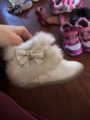 Toddler girl shoes for Sale in Payson, AZ