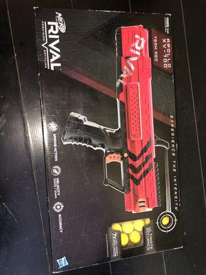 Nerf Rival Gun for Sale in Ontario, CA