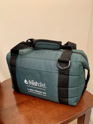 Dark Green Portable Lunch Cooler for Sale in Franconia, VA
