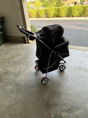 Black Pet Stroller for Sale in Des Plaines, IL