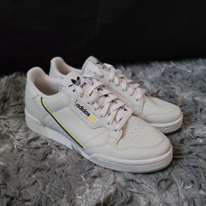 Adidas Continental 80 Shoes Gray Men Size 7 for Sale in Rancho Cucamonga, CA