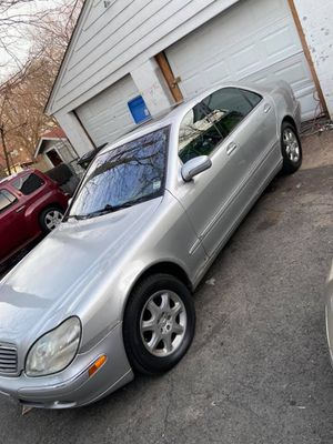 01 Benz 430 S class for Sale in New Britain, CT