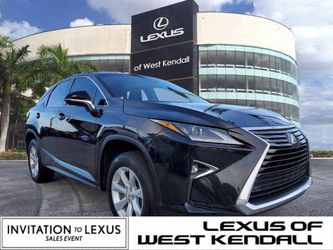 2017 Lexus Rx for Sale in Miami,  FL