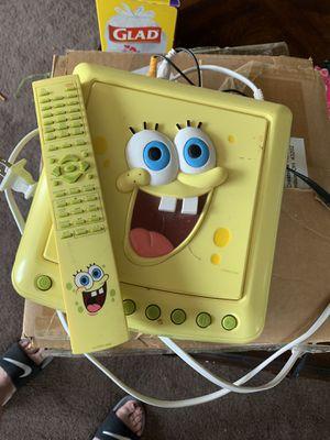 Spongebob DVD player for Sale in Columbus, OH