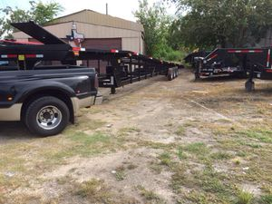 Three Car Trailer Hauler for Sale in Houston, TX