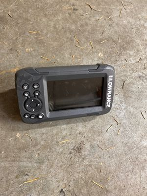 Lowrance fish finder for Sale in Vancouver, WA
