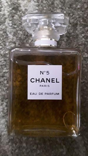 Chanel No.5 Fragrance for Sale in Escondido, CA