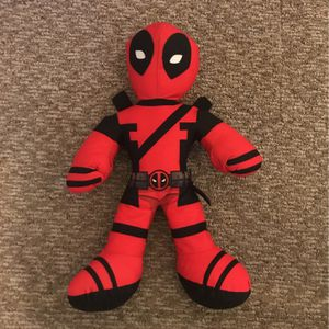Dead Pool Plush for Sale in National City, CA