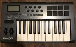 M-Audio Axiom 25 USB/Midi Keyboard for Sale, used for sale  Chicago, IL
