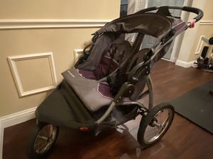 Double stroller jogging for Sale in Plano, TX