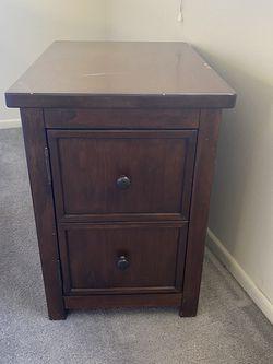 wood dresser cabinet for Sale in La Crescenta-Montrose,  CA