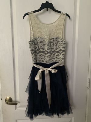 Lacey Navy Blue/Off White Dress for Sale in Homestead, FL