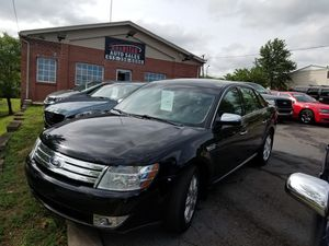 Ford taurus limited 2008 $1500 downpayment o.a.c. for Sale in Nashville, TN