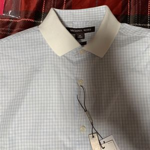 MICHAEL KORS MEN SHIRT SIZE X-SMALL for Sale in Lynwood, CA