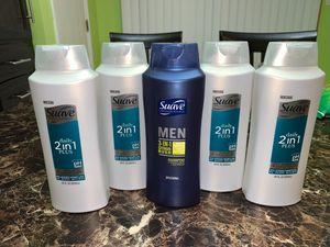 Suave shampoo for Sale in Crest Hill, IL