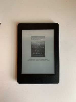 Amazon Kindle Paper-white for Sale in Houston, TX
