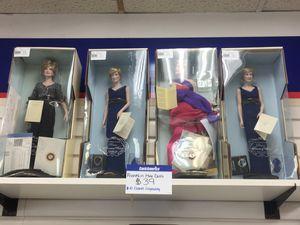 Franklin mint dolls for Sale in Haverhill, FL
