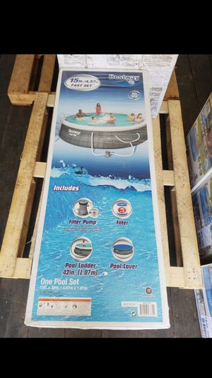 Bestways 15ft x 42in Swimming Pool. Brand new never been open. for Sale in Oakland, CA