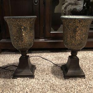 Set of 2 Lamps for Sale in Wichita, KS