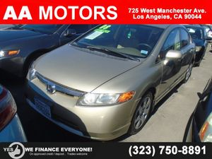 2008 Honda Civic Sdn for Sale in Los Angeles, CA
