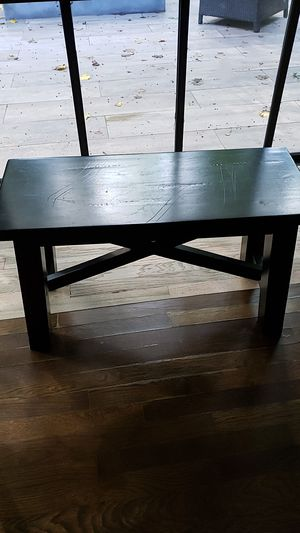 Pottery Barn bench or side table for Sale in Marietta, GA