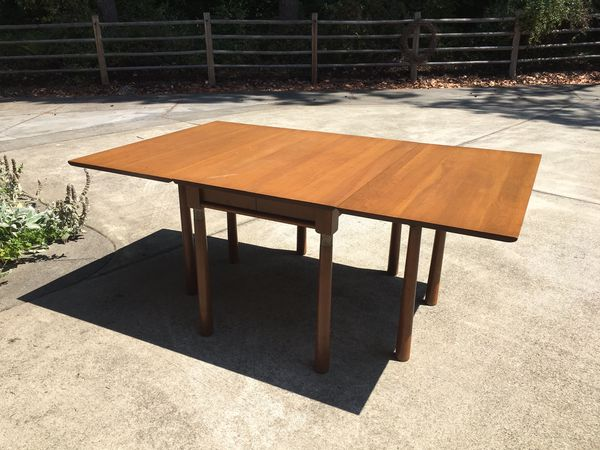 Mid-Century Modern Buffet and Table