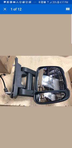 Dodge promaster side mirror for Sale in Portland, OR