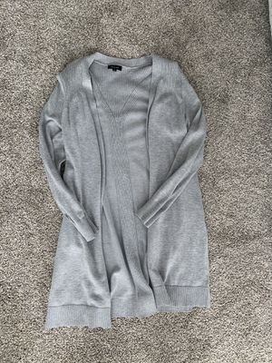 Gray cardigan - size small for Sale in North Olmsted, OH