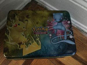 Pokémon cards and box for Sale in New York, NY