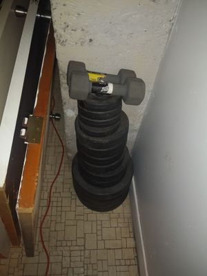 Treadmill and Station Weight Weights Muscle for Sale in Harrisburg, PA