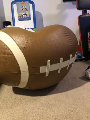 Kids football chair for Sale in Centreville, VA