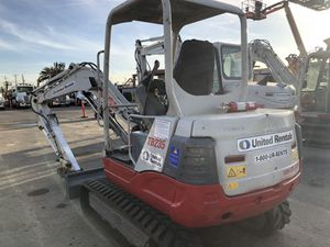 Mini excavator- Takeuchi for Sale in Long Beach, CA