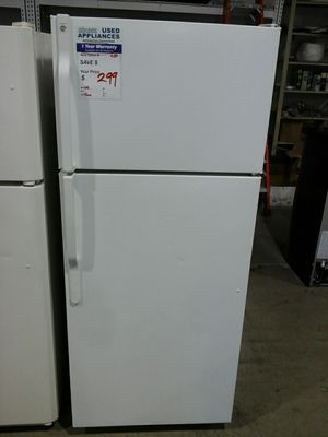 General Electric refrigerator top mount tested #Affordable82 for Sale in Englewood, CO