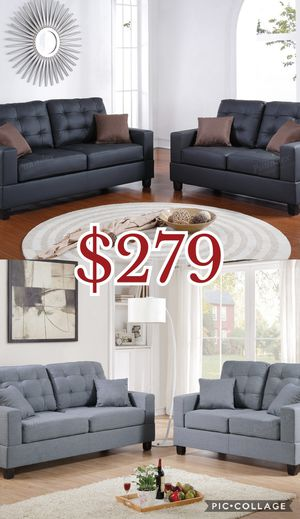 Sofa, 2pcs sofa set , sofa couch , sofa , loveseat for Sale in Los Angeles, CA
