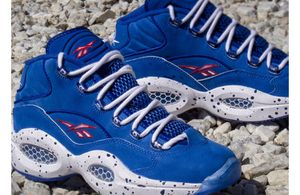 Reebok Question #1 draft pick mid size 7.5 for Sale in San Jose, CA