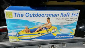 New Inflatable 2 man Raft Boat for Sale in North Las Vegas, NV
