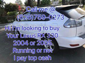 Lexus RX for Sale in Covina, CA
