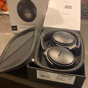 Bose Quiet Comfort 35 II for Sale in Vienna, VA