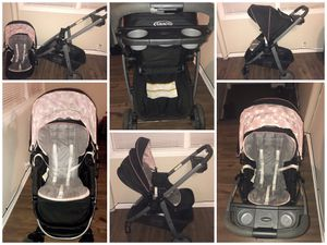 GRACO stroller 3 in 1 for Sale in Chicago, IL