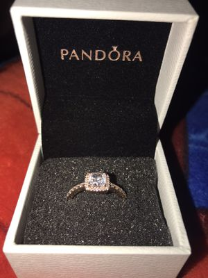 SIZE 7 PANDORA RING FOR SALE for Sale in Toledo, OH