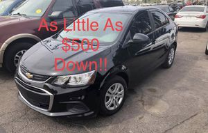 2017 Chevy Sonic for Sale in Mesa, AZ
