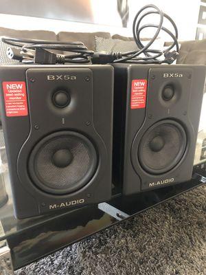 M audio speakers studio for Sale in Fort Lauderdale, FL