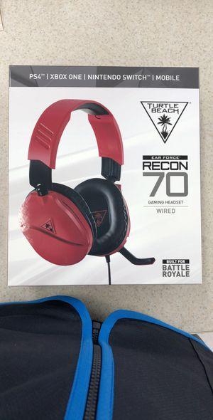 Universal gaming headphones for Sale in Torrance, CA