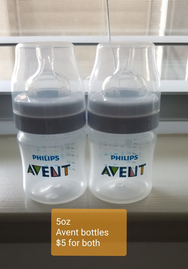 Avent 5oz Bottles (Set of 2)