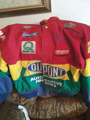 Dupont jeff Gordon jacket chase authentic for Sale in Ewing, IL