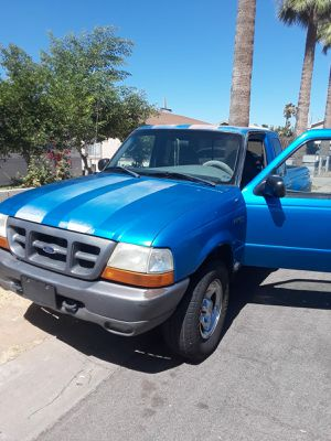 1998 Ford Ranger ,V6, 4x4,Clean Title. for Sale in Phoenix, AZ