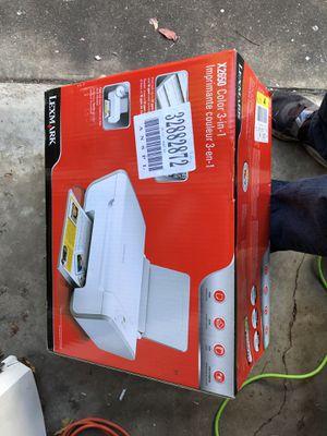 X2650 LenMark Printer NEW for Sale in Houston, TX