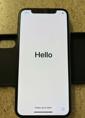 Iphone X -256gb for Sale in Mesquite, TX